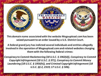 FBI closes Megaupload