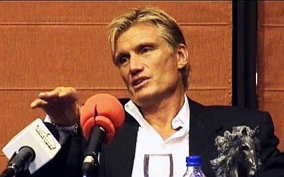 Entrevista a Dolph Lundgren - X Semana de Cine Fantástico y de Terror de Estepona (2009) Lundgren