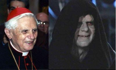 Ratzinger is Sidious